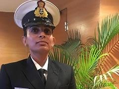 गणतंत्र दिवस 2017 : राजपथ पर नौसेना का नेतृत्व करने वाली लेफ्टिनेंट अपर्णा नायर ने किया माता-पिता का सपना पूरा