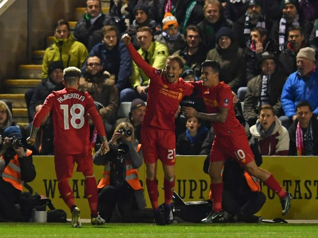 FA Cup: Lucas Winner Helps Liverpool End Plymouths Resistance in Replay