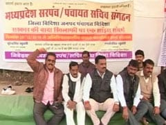 Madhya Pradesh Panchayat Secretaries On Strike, Villagers Left Jobless