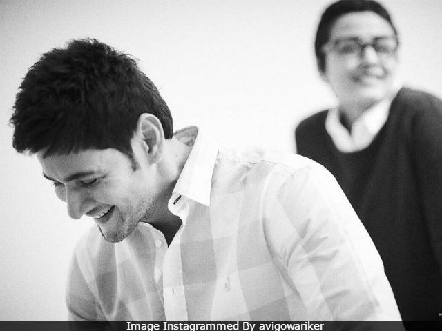 For Namrata Shirodkar, A Beautiful Birthday Message From Mahesh Babu