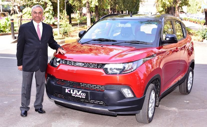 Mahindra KUV100 Anniversary Edition Launched At &#8377 6.37 Lakh