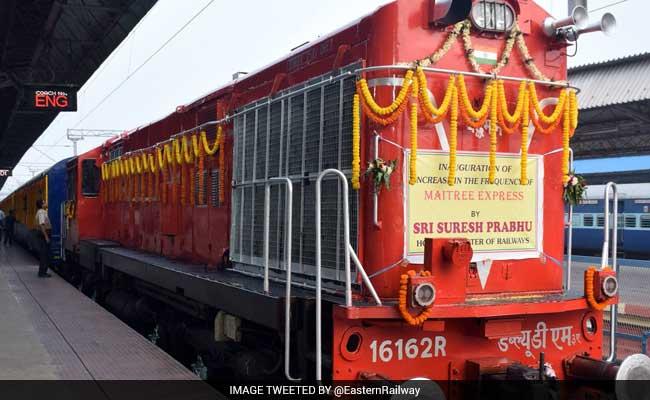 Kolkata-bound Maitree Express Train Hits Car, 5 Dead In Bangladesh