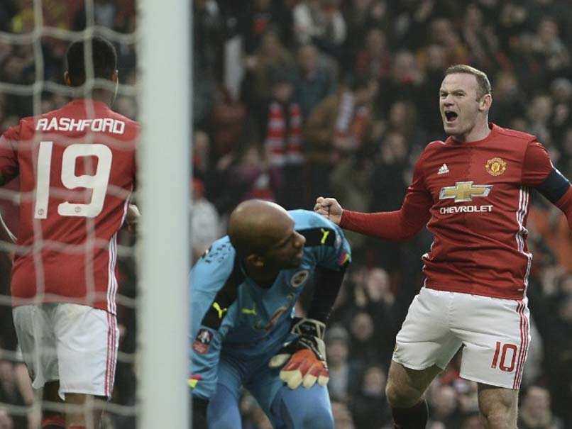 FA Cup: Manchester United Thump Reading, Leicester City Knock Out Everton