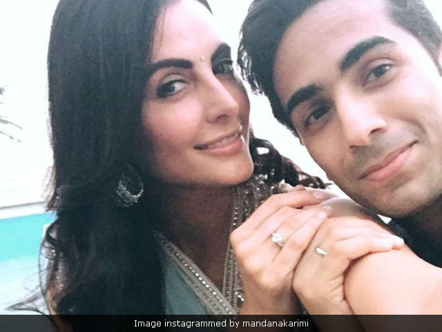 Ex Bigg Boss Contestant Mandana Karimi Is Now Married