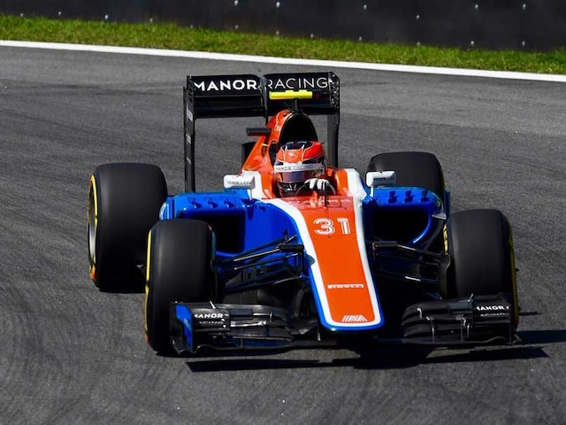 Formula 1 Team Manor Goes Out of Business