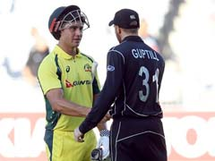 New Zealand Clinch Thriller Despite Marcus Stoinis' Heroics