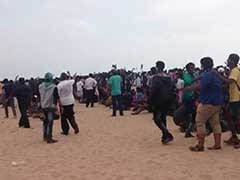 After Police Action At Chennai's Marina Beach, Opposition Walkout In Assembly