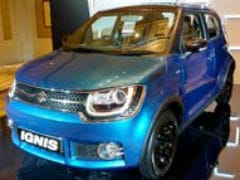 Maruti Suzuki Opens Online Booking For Upcoming Model Ignis