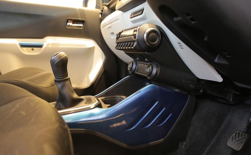 Maruti Suzuki Ignis Centre Console