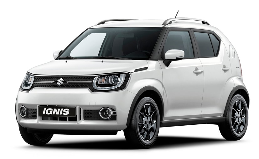 Maruti suzuki ignis prices revealed ndtv carandbike for Exterior car design