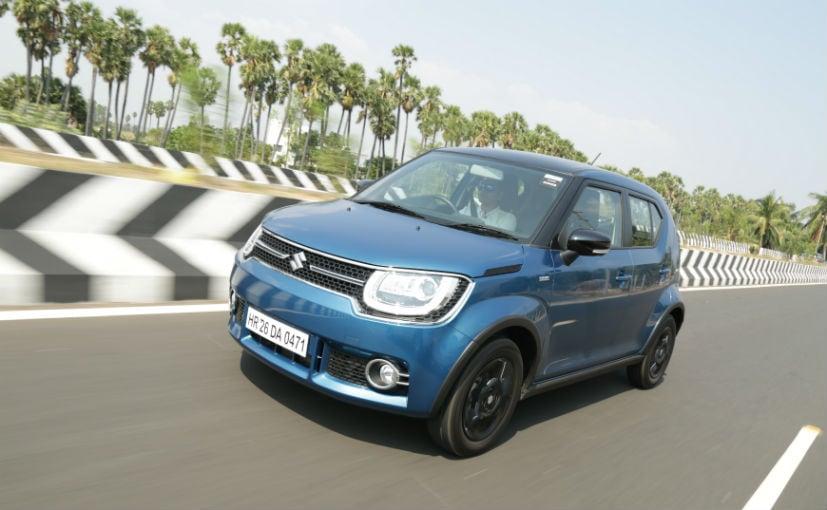 Maruti Suzuki Ignis Diesel Discontinued Ndtv Carandbike