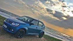 Made-In-India Maruti Suzuki Ignis Launched In South Africa; Priced From Rs. 8.52 Lakh