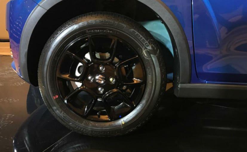 suzuki ignis wheels