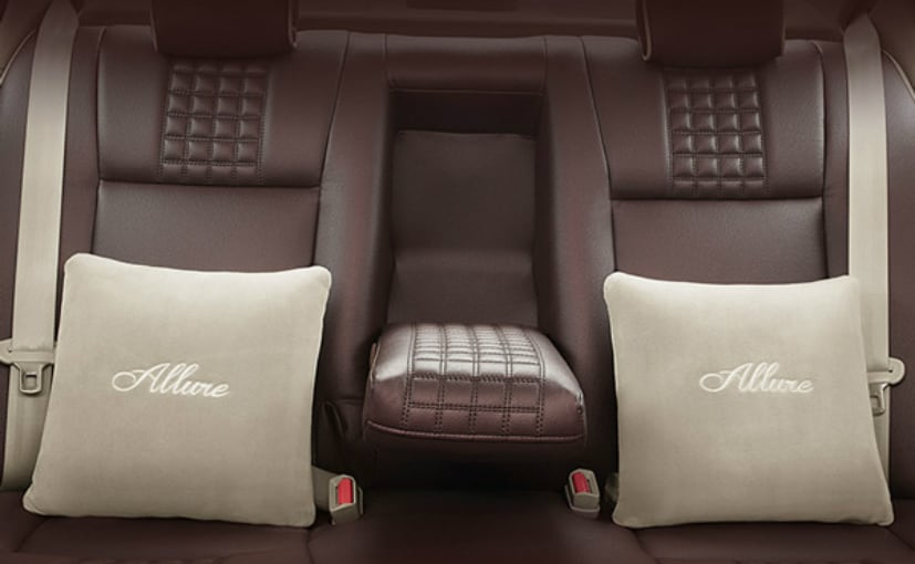 maruti suzuki swift dzire allure seats