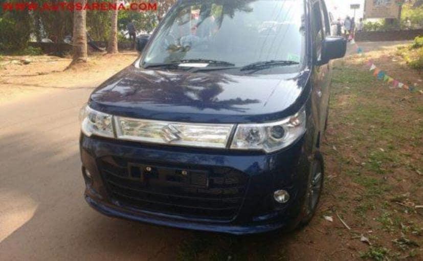 Maruti Suzuki Stingray Might Be Rebranded As The WagonR Minor