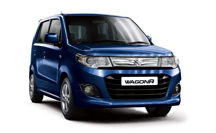 Maruti Suzuki WagonR VXI+Variant Launched; Prices Start At &#8377 4.69 lakh