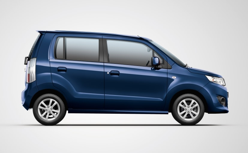 Maruti Suzuki Wagon R VXI+ Side View