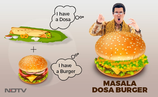 McDonald's May Introduce Masala Dosa Burgers And Twitter's Not Lovin' It