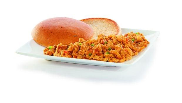 masala scrambled eggs mcdonalds