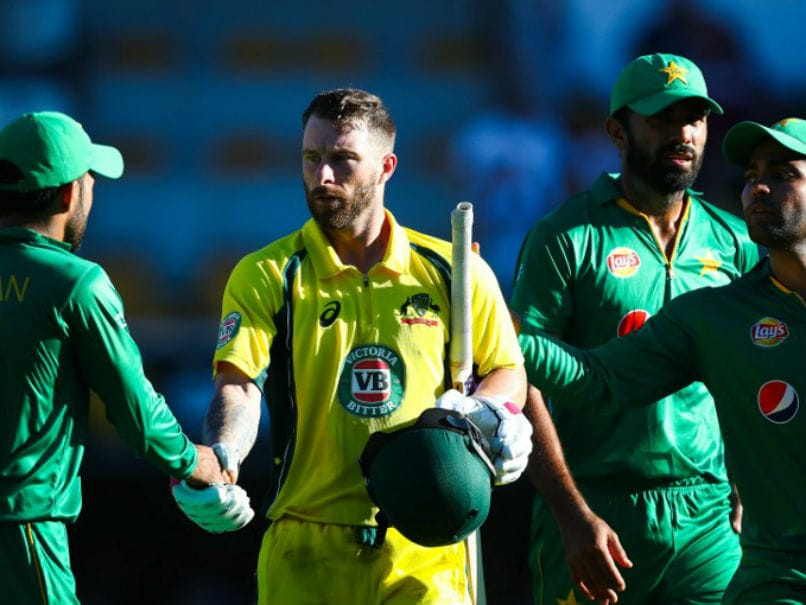 Matthew Wade's Thrilling Ton Helps Australia Beat Pakistan in 1st ODI