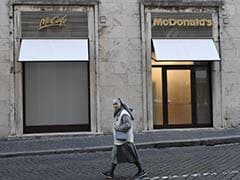 McDonald's Heads To The Vatican