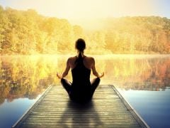Meditation Is Good For Your Heart: Here
