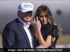 US First Lady Melania Trump's Approval Rating Improves Since Inauguration: Poll