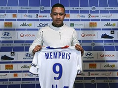 Lyon Sign Dutch Winger Memphis Depay From Manchester United