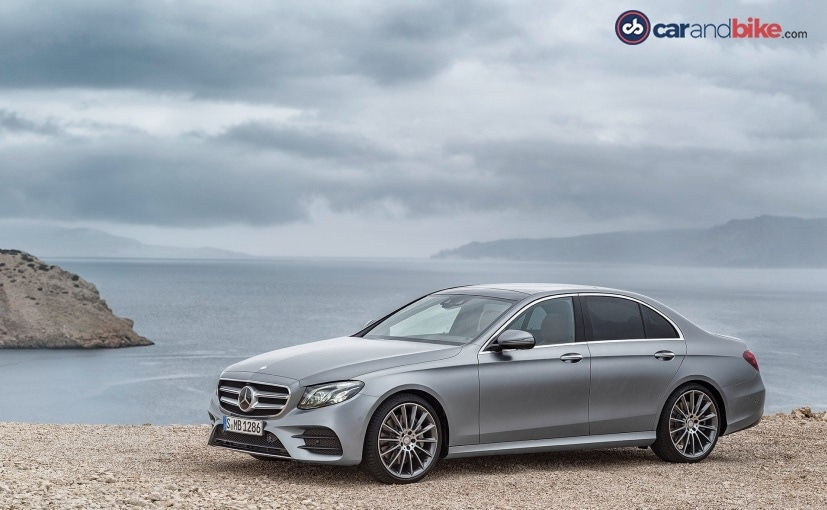 Exclusive new mercedes benz e class review ndtv carandbike for Mercedes benz e3 50