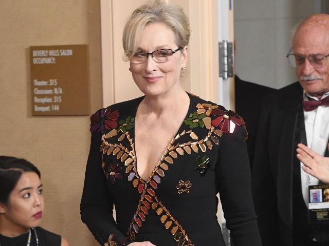 Golden Globes 2017: Meryl Streep Is Twitter's Heroine And Everyone Loves Her