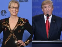 Meryl Streep Used To Be An Actress Donald Trump Admired. He Said So In 2015