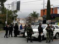 Teen Shoots Four, Self At American School In Mexico