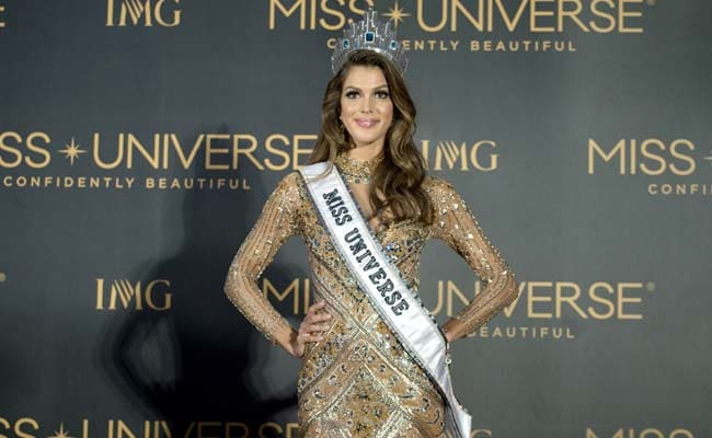 Miss Universe 2017: France's Iris Mittenaere Gets The Crown