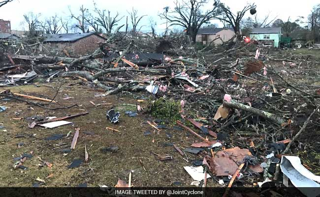 More Tornadoes Ahead In Southeast US, 18 Dead So Far