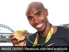 UK Olympic Hero Mo Farah Slams 'Prejudice' Of Donald Trump Border Move