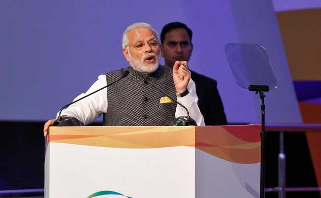 Want To Make India Global Diamond Trading Hub, Says PM Modi