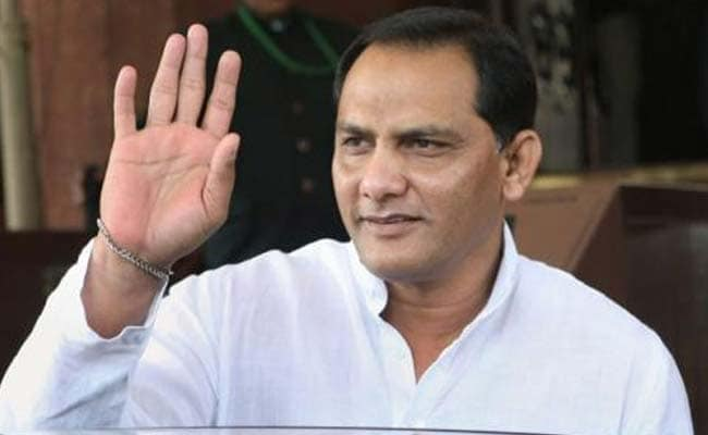 Former Indian Cricket Captain Mohammed Azharuddin ready to fight 2019 Polls