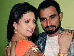 Mohammed Shami Yorks Detractors with Another Photo Of Wife Hasin Jahan