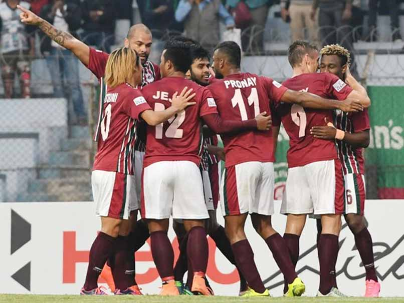 I-League: Mohun Bagan Thrash Minerva, Aizawl FC Secure Win Over Shillong Lajong