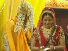 <I>Bigg Boss 10</i>: Inside Monalisa's <I>Bigg</i> Wedding To Vikrant. See Pics
