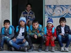 350,000 Children Trapped In West Mosul: Save The Children