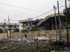 In Iraq's Mosul, University A Casualty Of Anti-ISIS War