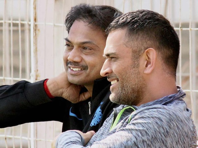 3 Words Was All It Took For MS Dhoni to Sign Off As Captain