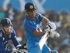 India vs England 2nd ODI: MS Dhoni Hits Classy Century In Rescue Act