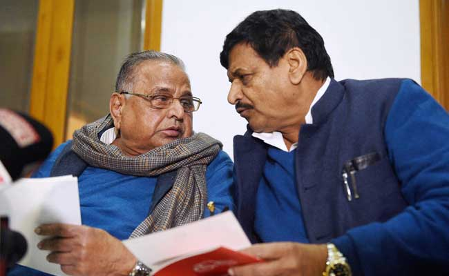 'Join Us,' Says Shivpal Yadav After Mulayam Singh Shares Stage With Him