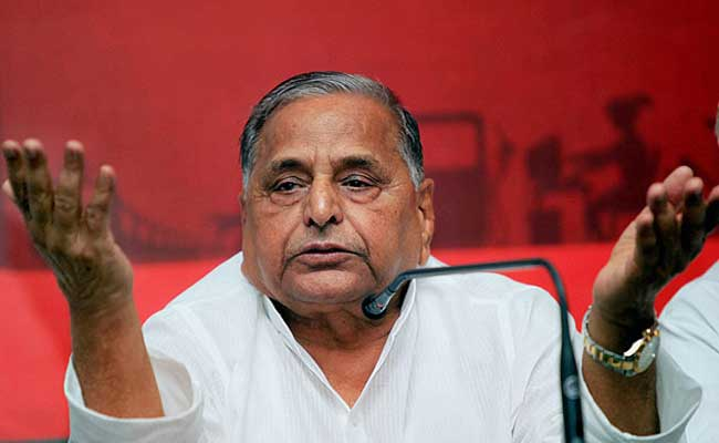 After Top Court Order To Vacate Official Bungalow, Mulayam Singh Seeks 2 More Years