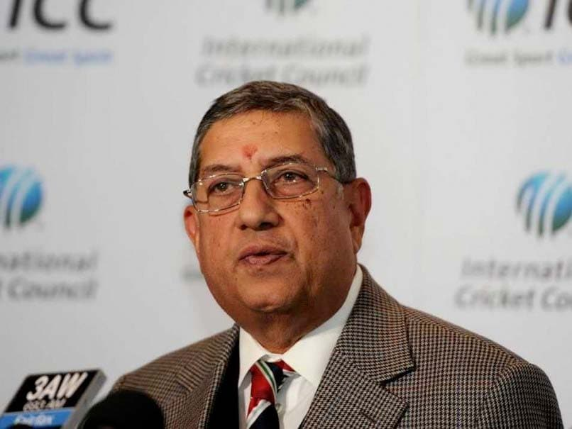 N Srinivasan Checks In; COA Diktat Puts BCCI In A Fix Ahead Of SGM