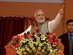 Narendra Modi Gujarat Visit LIVE: PM's Big Roadshow In Hometown Vadnagar