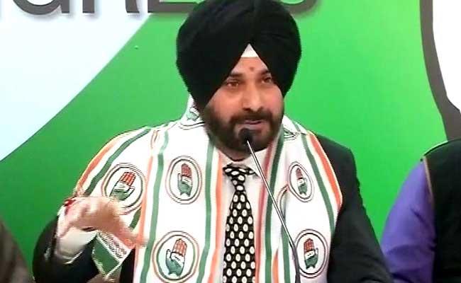 मंत्री नवजोत सिंह सिद्धू को टीवी शो के लिए पंजाब के महाधिवक्ता ने दी हरी झंडी