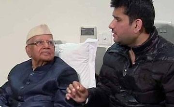 पूर्व मुख्यमंत्री एनडी तिवारी के बेटे रोहित शेखर तिवारी की मौत, हार्ट अटैक की आशंका